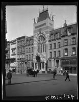 New York City: Church of the Heavenly Rest, 551 Fifth Avenue, undated.