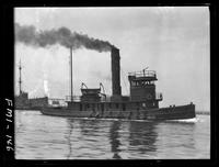 New York City: tugboat 'Narragansett,' undated.