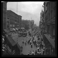 New York City: 14th Street and Sixth Avenue, undated.