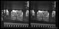 New York City: Coney Island, undated. Detail of amusement park. Stereograph.