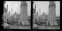 New York City: Coney Island, Dreamland, undated. Stereograph.