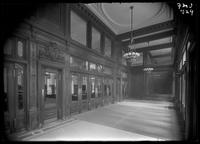 New York City: vestibule interior, B. Altman's Department Store, Fifth Avenue and 34th Street, undated.