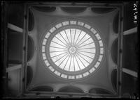 New York City: interior skylight, B. Altman's Department Store, Fifth Avenue and 34th Street, undated.