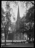 New York City: Dr. Parkhurst's Church, Madison Avenue and 24th Street, 1907.