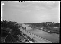 New York City: River Speedway, High Bridge, undated.