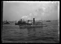 New York City: tugboat 'Cornelius Van Co.,' 1908.