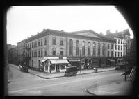 Brooklyn: Berean Building, [southwest corner of Court Street and State Street, 1922. Built 1867.]
