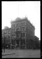 Brooklyn: [unidentified savings bank, Clinton Street], undated.