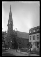 Brooklyn: Emanuel Protestant Episcopal Church, [northwest corner of Sidney Place and Livingston Street, 1922.]
