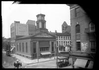 Brooklyn: Central Presbyterian Church, [formerly Fifth Presbyterian Church, northeast corner of Willoughby Street and Pearl Street], undated.