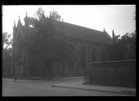 Brooklyn: Grace Protestant Episcopal Church, [southwest corner of Hicks Street and Grace Court, 1922.]