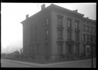Brooklyn: Sawyer House, [corner of Remsen Street and Montague Terrace, 1922.]