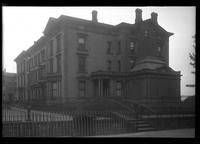 Brooklyn: James S. Rockwell House, [2 Montague Terrace on the corner of Montague Street], undated.