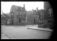 Brooklyn: Samuel Roland House, [85 and 79 Willow Street on southeast corner of Pineapple Street], undated.
