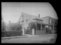 Brooklyn: [unidentified Dutch-style house with porch], undated.