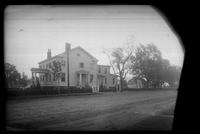 Brooklyn: [unidentified large wooden house], undated.