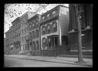 Brooklyn: [unidentified row houses], undated.