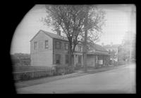 Brooklyn: [unidentified small wooden house], undated.