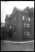 Brooklyn: [unidentified brick corner mansion], undated.