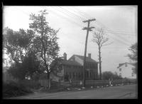 Flatlands: Joseph Fleming House, [Kings Highway and Troy Avenue, 1922.]