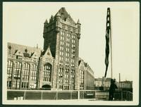 Albany: Evening Journal building, July 1926.
