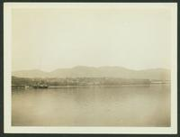 Beacon: View from Newburgh ferry boat, May 1926.