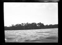Westchester County: [view across an unidentified body of water, undated.]