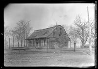 Flatlands: [Nicholas Schenck House in Canarsie Park, undated.]