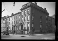 [Brooklyn: unidentified mansions and townhouses, undated.]