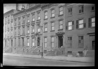 Brooklyn: 77 and 75 Remsen Street between Hicks Street and Henry Street, 1922. No. 77, Thomas Sullivan House.