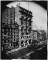 Manhattan: the Daily Mail & Express Building at 203 Broadway, undated.