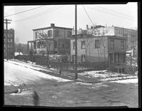 184th Street between Valentine Avenue and Tiebout Avenue, Bronx, New York City, undated.
