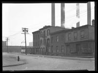 View looking south from 5th Street, Queens, New York City, undated.