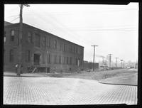 West Avenue and 8th Street, Long Island City, undated (ca. 1920). [Photographed for Joseph P. Day.]