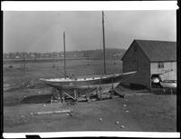 Bayside shipyard, Queens, March 25, 1921.