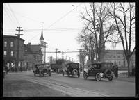 Broadway, Elmhurst, Queens, March 27, 1921.