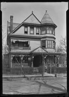 108 W. 4th Street, Mount Vernon, N.Y., undated [ca. 1921]. Front view.
