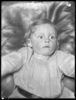 Jimmie Shryock (toddler), ca. 1912.