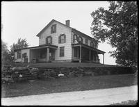 100-year-old house on Stillwater Road, Stamford, Conn., May 25, 1914. Photographed for Joseph P. Day.
