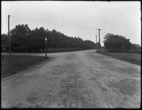 Shore Road looking east from Fourth Avenue toward Fort Hamilton, Brooklyn, June 10, 1914. Photographed for Joseph P. Day.