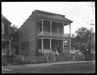25 Grave Avenue, Rockaway, Queens, undated [ca. 1914]. Photographed for Joseph P. Day.