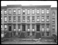 146 - 148 Lawrence Street, Brooklyn, May 4, 1915. Photographed for Joseph P. Day.