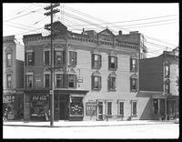 1300 Intervale Avenue, southeast corner of Intervale and Freeman Street, Bronx, May 10, 1915. Photographed for Joseph P. Day.