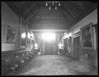 [Webb's Academy entry hall?], Bronx, ca. June 1915.