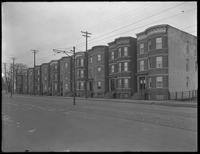 2872, 2882, & 2890 Bailey Avenue, Bronx, undated (ca. February 1917).