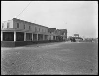 Wooden buildings, Broad Channel, Queens, undated (ca. March 1917).