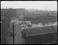Brooklyn docks south of the grain elevators, undated (ca. June 1917).