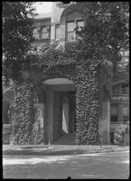 Entryway, Webb's Academy and Home for Shipbulders, Bronx, undated (ca. June 1915).