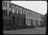 13, 15, 17, 19, and 21 Debevoise Place, Brooklyn, undated (ca. April 1917). Photographed for W.H. Gassert, 790 Carroll Street, Brooklyn.