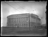 Federal Building and Post Office, Cleveland, Ohio, undated (ca. 1919).